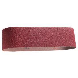 3 bandes abrasives sans fin 13 x 457 mm Gr 80 Corindon - 10950002