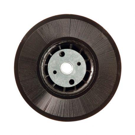 Plateau support caoutchouc disques D.125 mm x M14 pour Meuleuse - 20198069