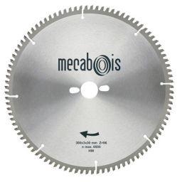 Lame carbure NE3 D. 300 x 3 x 30 mm Z 96 TP Nég. - Alu/Zinc/Cuivre/Nickel/Plastique - 290194