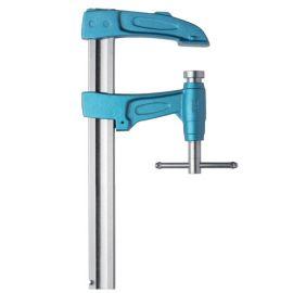 Serre-joint à pompe SUPER EXTRA 140 cm section 40 x 10 mm saillie de 125 mm