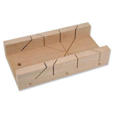 Boîte à onglet 350 x 125 x 50 mm 542