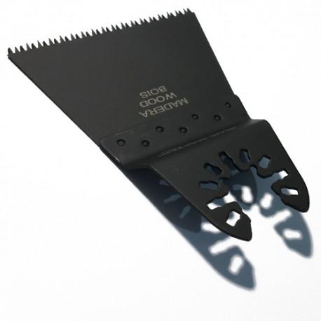 Lame de scie oscillante HCS denture japonnaise 68 x 42 x 0,6 mm Quick-Change - QC5117 - Blue-Master