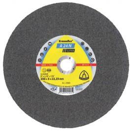 25 disques à tronçonner MP SUPRA A 24 N D. 180 x 3 x 22,23 mm - Acier inoxydable - 13455 - Klingspor