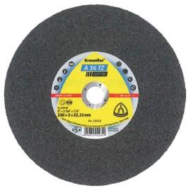 25 disques à tronçonner MP SPECIAL A 36 TZ D. 115 x 2 x 22,23 mm - Acier inoxydable - 136549 - Klingspor