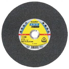 25 disques à tronçonner MD SPECIAL A 24 TZ D. 115 x 2,5 x 22,23 mm - Acier inoxydable - 136554 - Klingspor