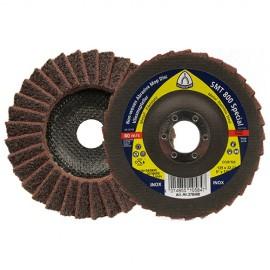 5 disques/plateaux à lamelles texture SPECIAL SMT 800 D. 115 x 22,23 mm Gr Grossier - 278495 - Klingspor