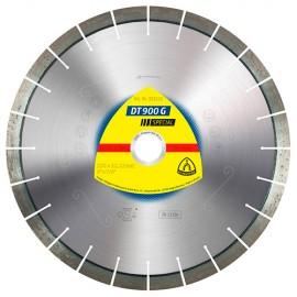 Disque diamant SPECIAL DT 900 G D. 115 x 2,5 x Ht. 12 x 22,23 mm - Granit / Terrazzo / Quartz - 325029 - Klingspor