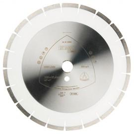Disque diamant SPECIAL DT 900 U D. 300 x 2,8 x Ht. 10 x 30 mm - Béton armé / Béton / Matériaux / Granit - 325052 - Klingspor