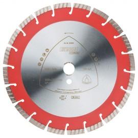 Disque diamant SPECIAL DT 900 B D. 300 x 2,8 x Ht. 12 x 20 mm - Béton armé / Béton / Matériaux - 325078 - Klingspor