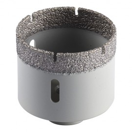 Trépan diamanté à sec M14 SUPRA DK 600 F D. 26 mm - Grès cérame / Carrelage / Faïence - 325385 - Klingspor
