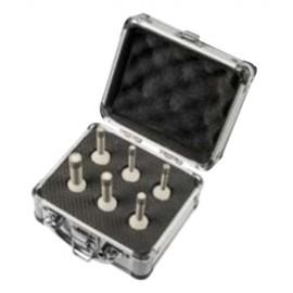 Coffret de 6 trépans diamantés M14 SUPRA DK 600 F - Grès cérame / Carrelage / Faïence - 331076 - Klingspor