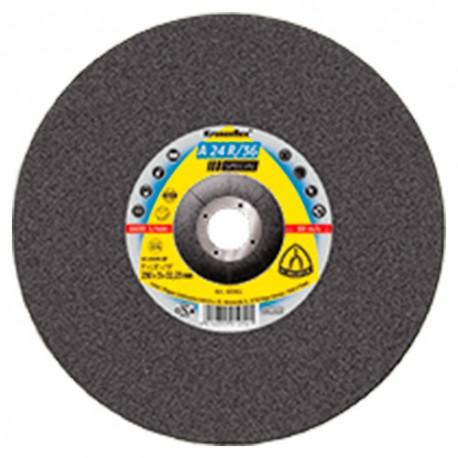 25 disques à tronçonner MD SPECIAL A 24 R 36 D. 230 x 3 x 22,23 mm - Acier inoxydable - 60061 - Klingspor
