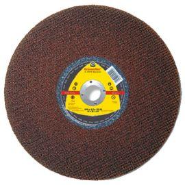 10 disques à tronçonner MP SPECIAL A 30 N D. 400 x 3,5 x 25,4 mm - Acier - 119629 - Klingspor