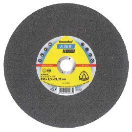 25 disques à tronçonner MP SUPRA A 36 R D. 125 x 2 x 22,23 mm - Acier inoxydable - 126849
