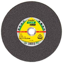25 disques à tronçonner MP SUPRA C 24 R D. 230 x 3 x 22,23 mm - Pierre / Béton - 13461