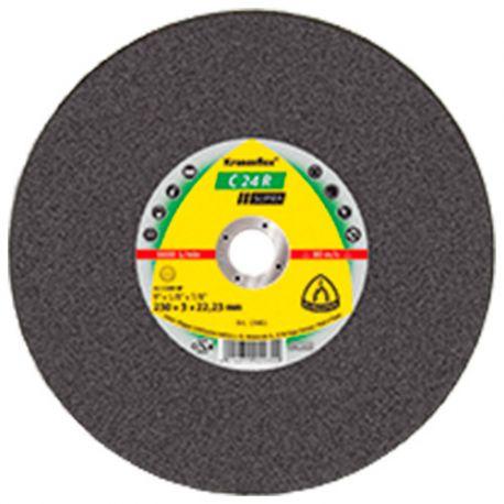 25 disques à tronçonner MD SUPRA C 24 R D. 230 x 3 x 22,23 mm - Pierre / Béton - 13475
