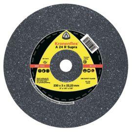 25 disques à tronçonner MD SUPRA A 24 R D. 125 x 2,5 x 22,23 mm - Acier - 13738