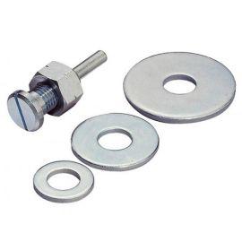 Tige de montage Q. 8 mm pour disque Texture SD 2000 - 194632