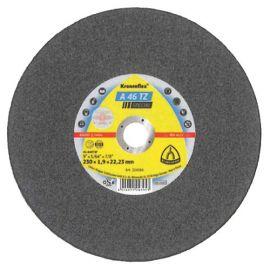 25 disques à tronçonner MP SPECIAL A 46 TZ D. 230 x 1,9 x 22,23 mm - Acier inoxydable - 224084 - Klingspor