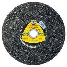 10 disques à tronçonner MP SUPRA A 24 R D. 300 x 3,5 x 22,23 mm - Acier - 288246