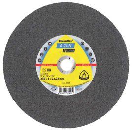 25 disques à tronçonner MD SUPRA A 24 N D. 115 x 2,5 x 22,23 mm - Acier inoxydable - 3020 - Klingspor
