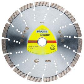 Disque diamant SPECIAL DT 900 U D. 230 x 2,6 x Ht. 12 x 22,23 mm - Béton armé / Béton / Matériaux / Pierre - 325045