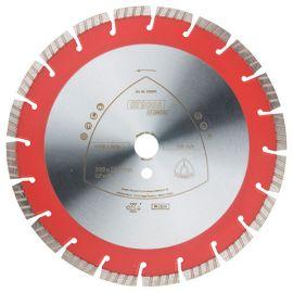 Disque diamant SPECIAL DT 900 B D. 350 x Ht. 12 x 3 x 25,4 mm - Béton armé / Béton / Matériaux - 325081