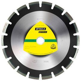 Disque diamant SPECIAL DT 902 A D. 450 x 3,7 x Ht. 12 x 25,4 mm - Asphalte / Béton frais / Chape / Grès - 325130