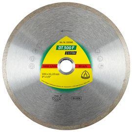 Disque diamant EXTRA DT 300 F D. 125 x 1,6 x Ht. 7 x 22,23 mm - Carrelage / Faïence - 325358
