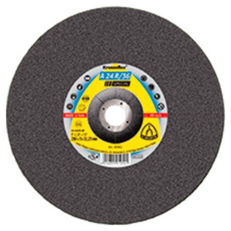 25 disques à tronçonner MD SPECIAL A 24 R 36 D. 180 x 3 x 22,23 mm - Acier inoxydable - 60537