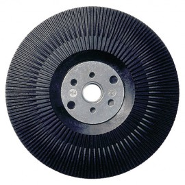 Support plateau pour disques fibres ST 358 A D. 115 mm - 126346 - Klingspor