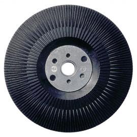 Support plateau pour disques fibres ST 358 A D. 125 mm - 126347 - Klingspor