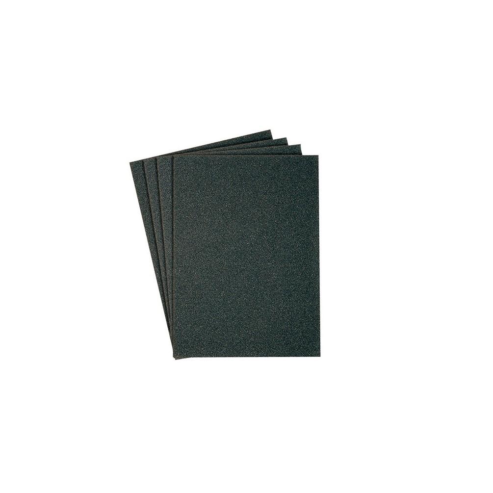 50 unités Silicium-carbure-papier l.280//b.230mm k.600 Klingspor étanche