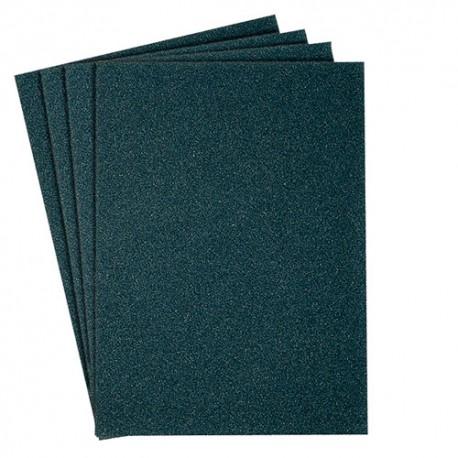 50 feuilles/coupes papier carbure de silicium PS 8 C 230 x 280 mm Gr 120 - 269444 - Klingspor