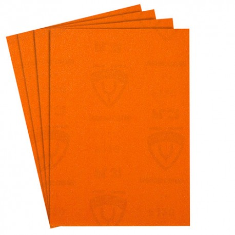 100 feuilles/coupes papier corindon PL 31 B 115 x 280 mm Gr 120 - 5321 - Klingspor