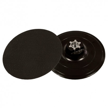Plateau/support pour disques auto-agrippant HST 359 D. 115 mm x M 10 - 70432 - Klingspor