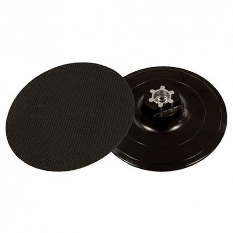 Plateau/support pour disques auto-agrippant HST 359 D. 125 mm x M 14 - 70434 - Klingspor