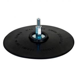 Plateau/support pour disques auto-agrippant HST 359 D. 125 x Q. 8 mm - 70435 - Klingspor