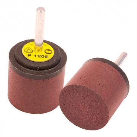 10 meules élastiques SiC D. 40 x 30 x 6 mm Gr. 120 - RFM 652 - 14036 - Klingspor