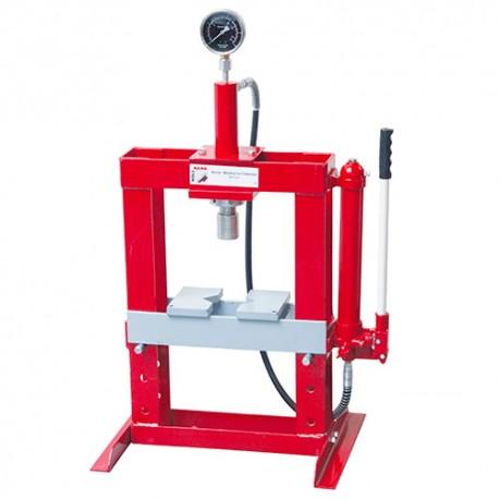 Presse hydraulique d'atelier 10 Tonnes - WP10H HOLZMANN