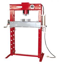 Presse hydraulique d'atelier 45 Tonnes - WP45H HOLZMANN