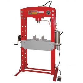 Presse hydraulique d'atelier 50 Tonnes - WP50H HOLZMANN
