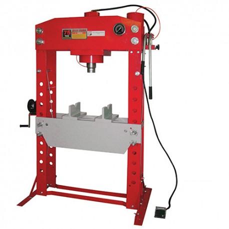 Presse hydraulique d'atelier 75 Tonnes - WP75H HOLZMANN