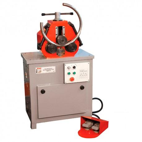 Cintreuse tubes et profilés à 3 galets - 400 V 1100 W - RBM 30 HOLZMANN