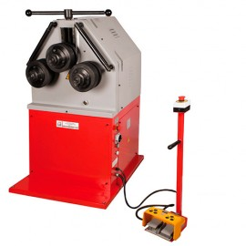 Cintreuse tubes et profilés à 3 galets - 400 V 2200 W - RBM 50 HOLZMANN