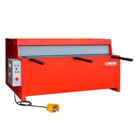 Cisaille - Guillotine à tôle d'atelier 400 V 4000 W pour coupe de feuilles 2050 x 3 mm - TBS 2050E3 HOLZMANN