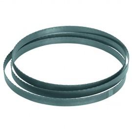 Lame de scie ruban bi-métal PAE 1638 x 0,6 x 13 mm pas variable 10/14 TPI pour scie BS 115 et BS 125PRO