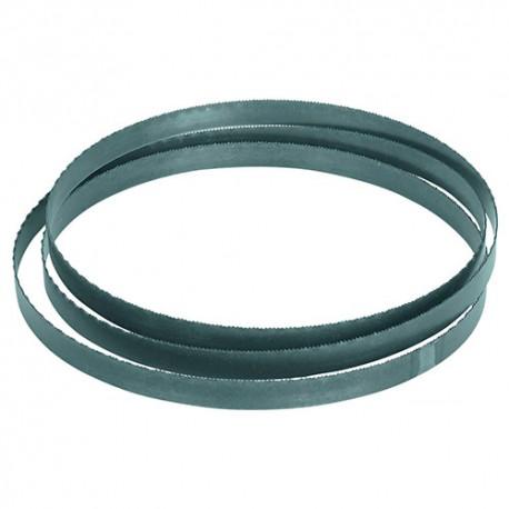 Lame de scie ruban bi-métal PAE 2080 x 0,9 x 20 mm pas variable 8/12 TPI pour scie BS 210GP