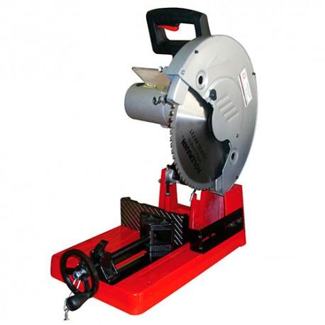 Tronçonneuse métal à lame carbure D. 355 x Al. 25,4 mm - 230 V 2300 W - MKS 355 HOLZMANN