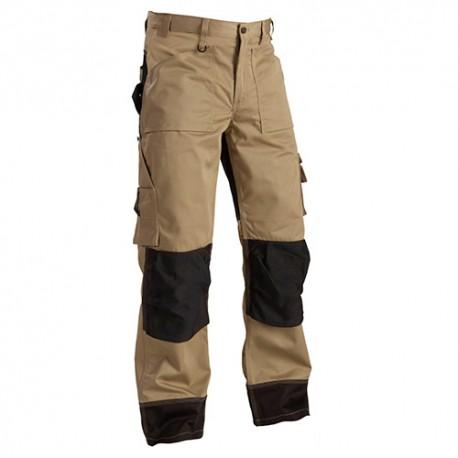 Pantalon artisan bicolore - Blaklader - 15231860